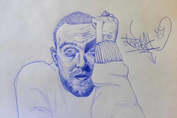 twentch-art-mac-miller-portrait